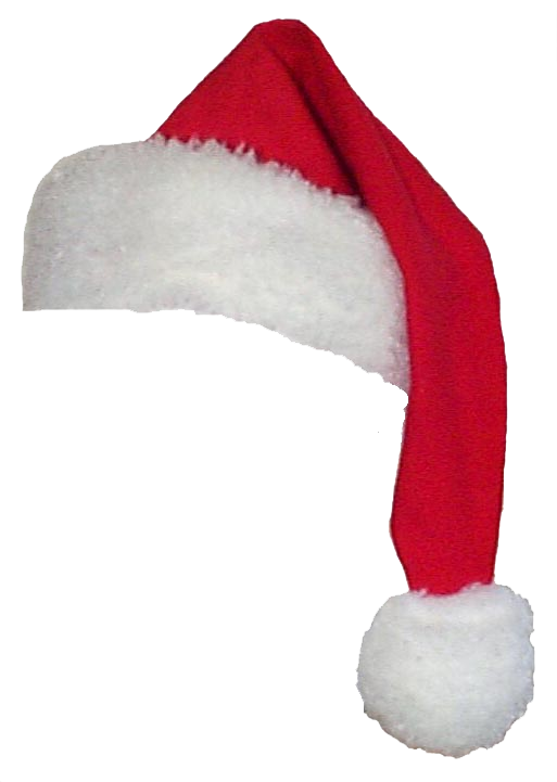 Transparent santa hat by derse dreamers on deviantart