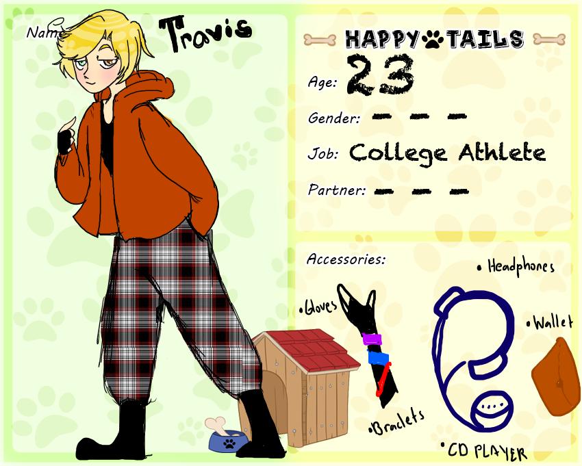 .:HT:Travis:. by tsuki80