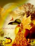 Golden Spring by Ithildiel