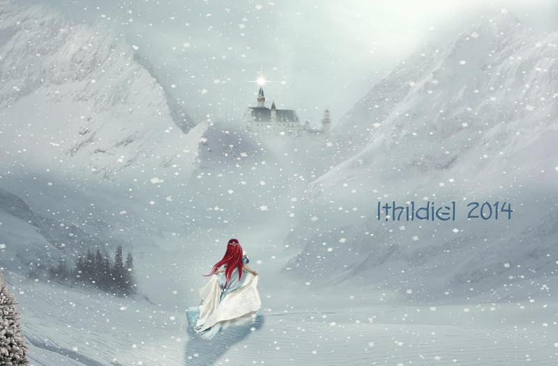 SnowQueen by Ithildiel