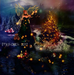 Christmas Spirit by Ithildiel