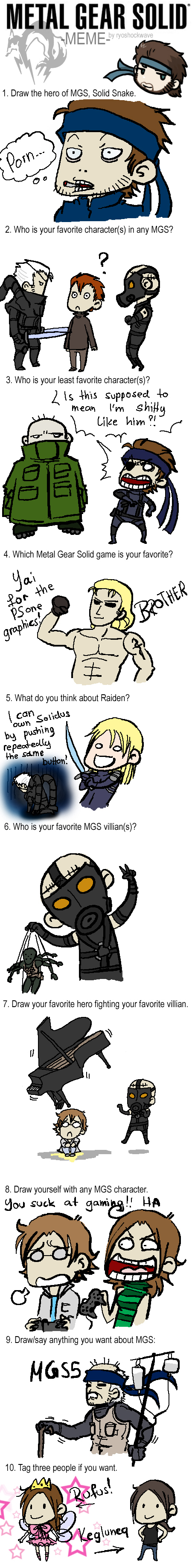 second MGS Meme 8D by Voxsound