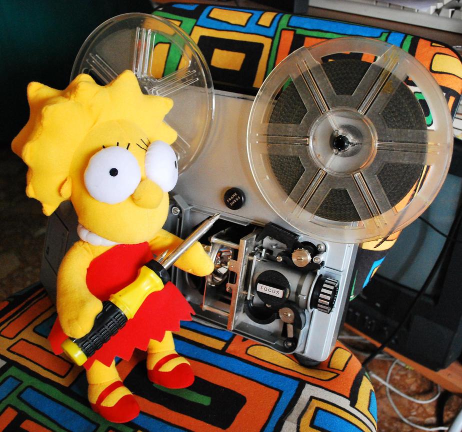 Lisa repairer by GladiatorRomanus