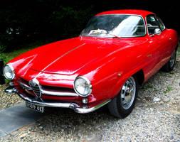 1962 Alfa Romeo Giulia SS by GladiatorRomanus