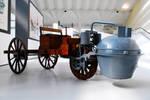 Cugnot's Steam Cart