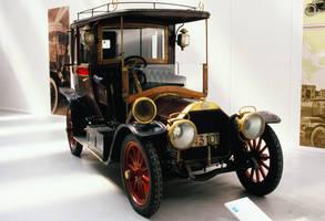 1909 Isotta Fraschini AN 20-30 hp by GladiatorRomanus