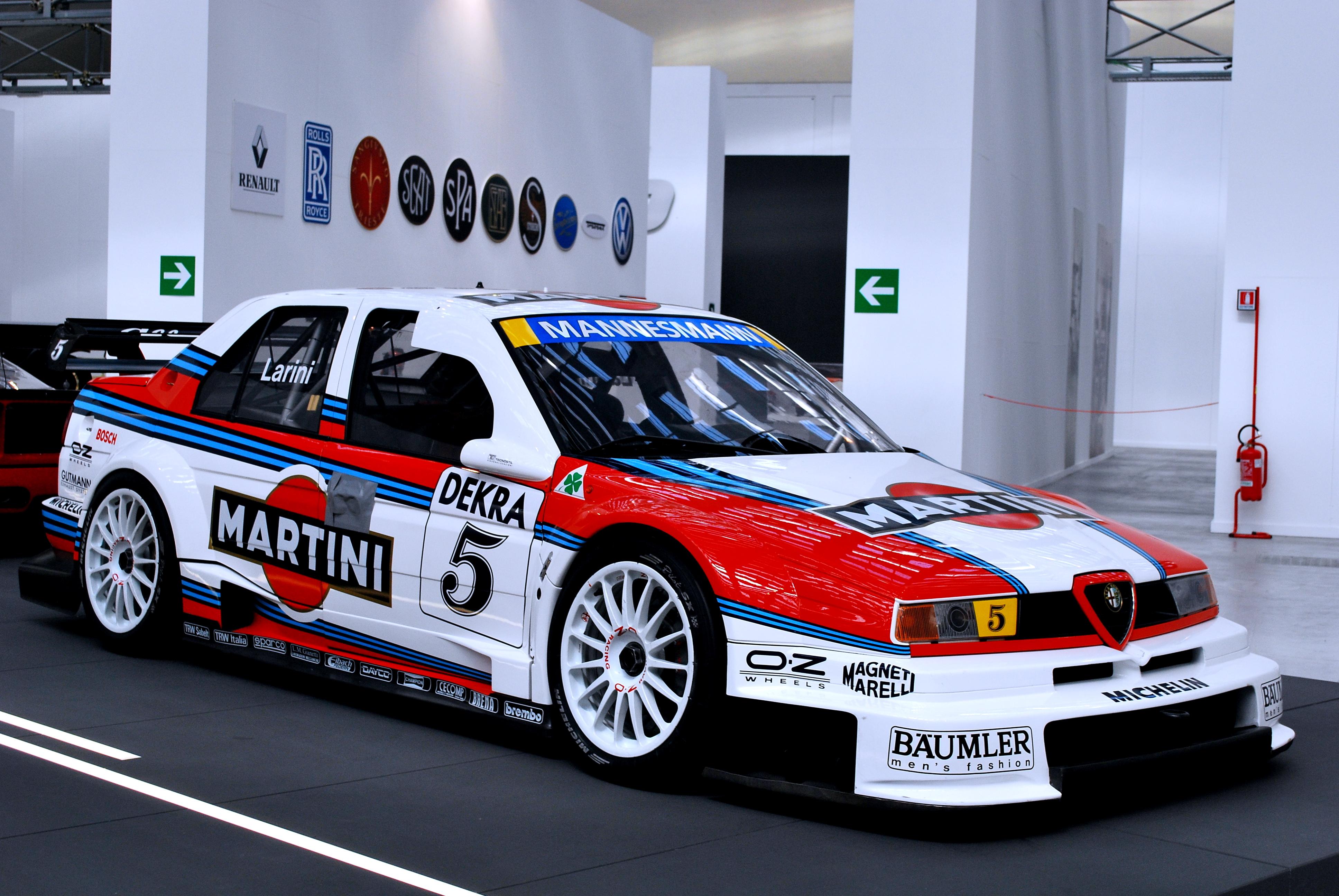 1996 Alfa Romeo 155 6V TI