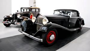 1936 Mercedes 500 K