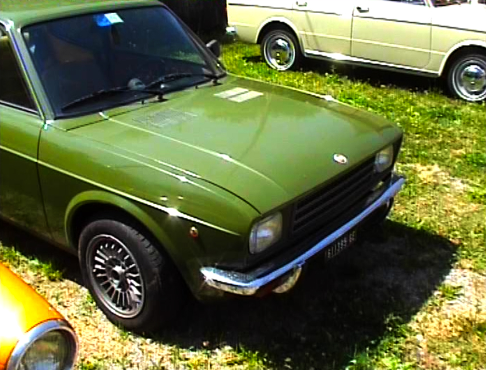 1975 fiat 128 sport coupe 1100 s by gladiatorromanus on. Black Bedroom Furniture Sets. Home Design Ideas