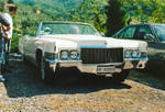 1970 Cadillac Sedan DeVille cabriolet