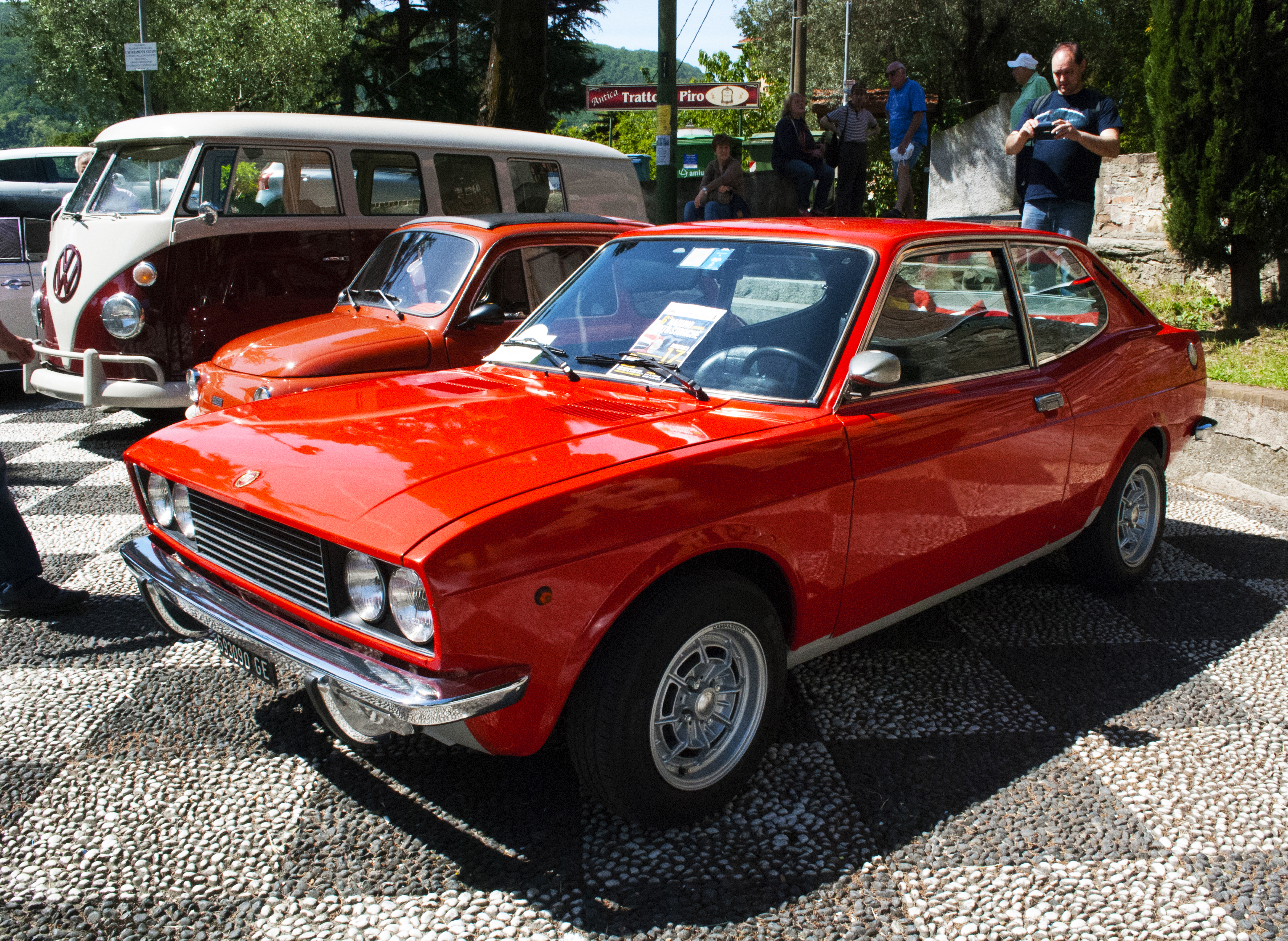 1974 fiat 128 sport coupe sl 1100 by gladiatorromanus on. Black Bedroom Furniture Sets. Home Design Ideas