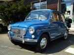 1961 Fiat 600 D