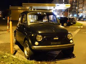 1975 Fiat 500 R