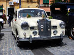 1954 Mercedes 180 D by GladiatorRomanus