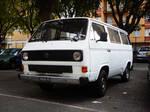 1982 Volkswagen Transporter T3 Bus D by GladiatorRomanus