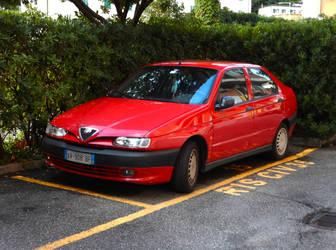1996 Alfa Romeo 146 by GladiatorRomanus