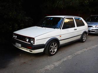 1988 Volkswagen Golf II GTI 1800 16V
