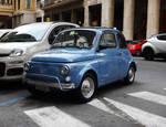1970 Fiat 500 L by GladiatorRomanus