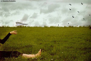 sometimes I wanna fly