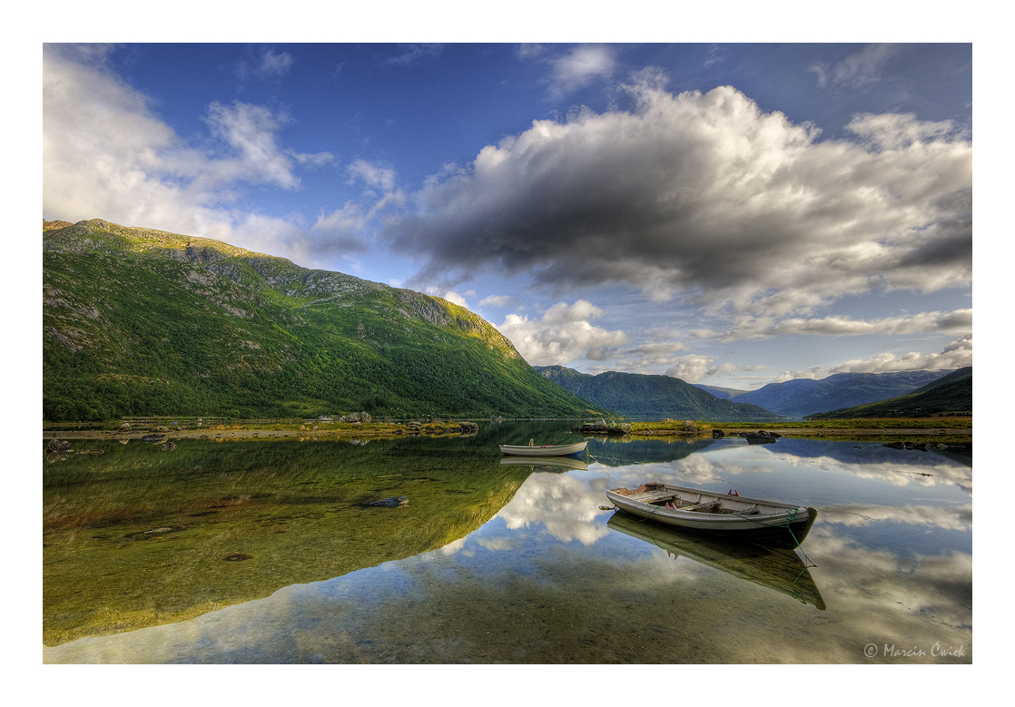 Norge Lake II b... Norge