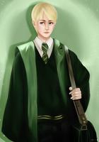 Draco Malfoy by merue
