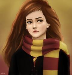 Hermione Granger by merue