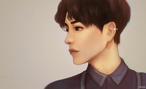 Chen Wen by merue