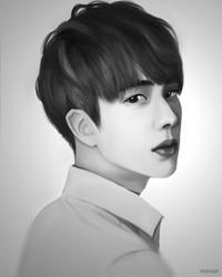 [BTS] Jin by merue