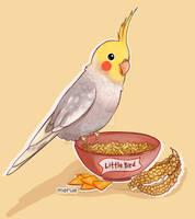 [Commission] Little Bird