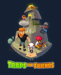 Traps for Friends loading screen