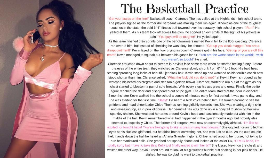 The Basketball Practice TG Caption (TG, AR) by hashtagwoke