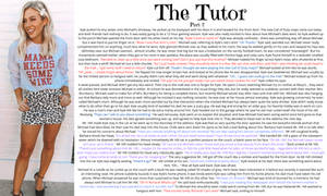 The Tutor (Part 2/4) (Patreon Cap)