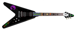 My Custom design Gibson Flying V by ty7711