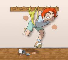 Jamie prank revenge- by Tato by omutso2