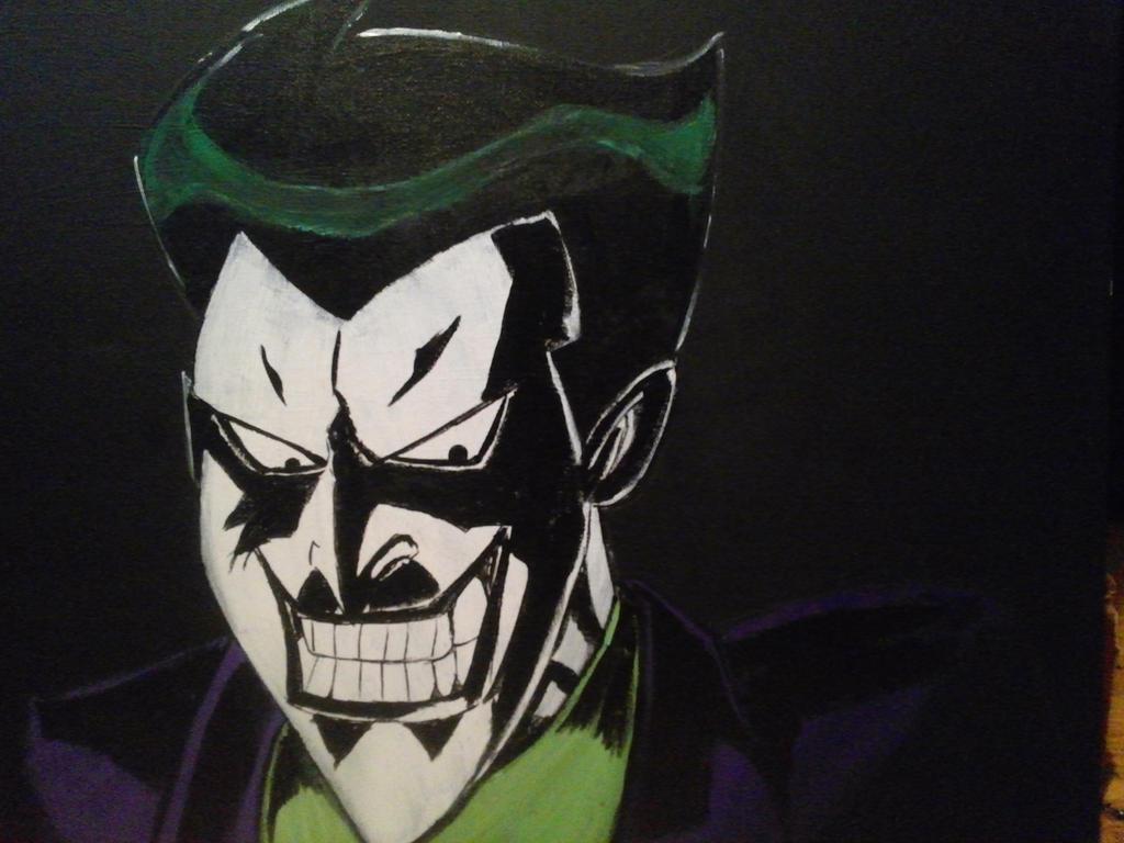 The Joker by Artist-Dreams2017