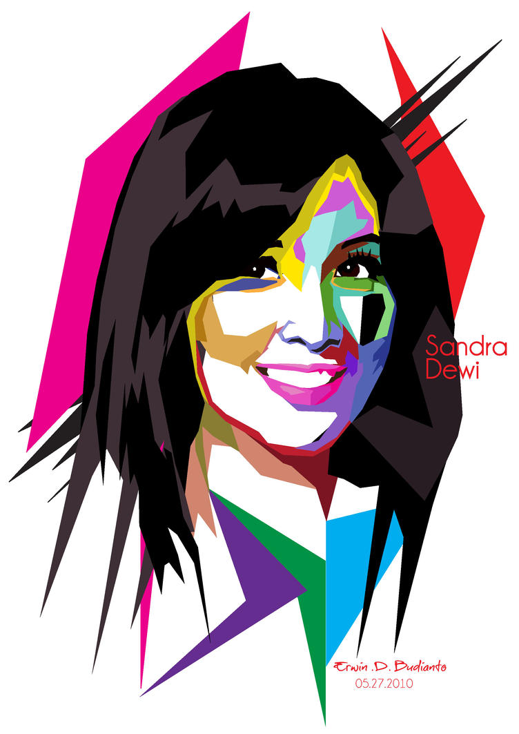 .: Sandra Dewi :. by SAMPLE2