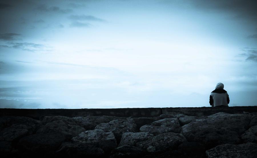 i'm alone by SAMPLE2 on DeviantArt