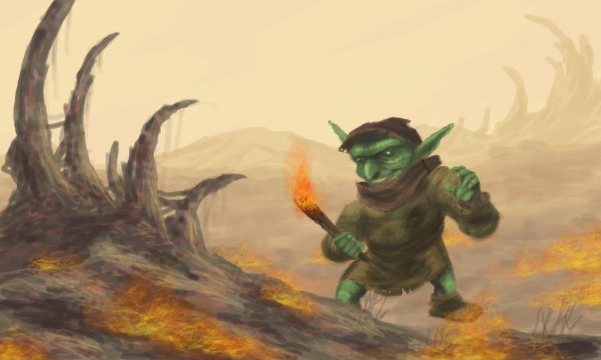 Goblin di Terrarsa by Rolzor