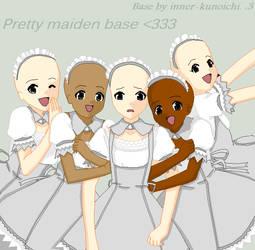 Maiden Base by Misa-pixels