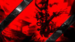 Blood Moon Kalista 1920x1080 by GDIForces