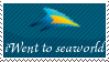 Stamp: Seaworld by TheRealBlack
