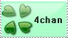 4chan Stamp by TheRealBlack
