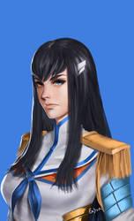 Kill La Kill Kiryuin satsuki by a76106558