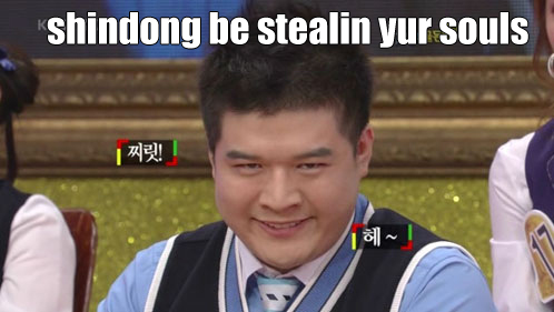 Shindong: Stealin souls by KirstyR