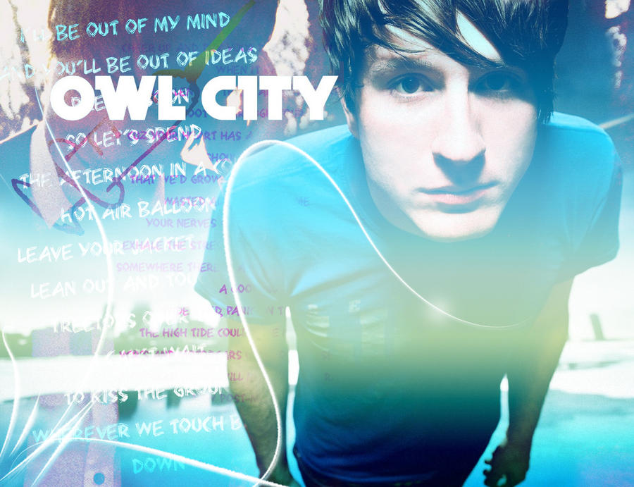 Owl City Wallpaper by KirstyR