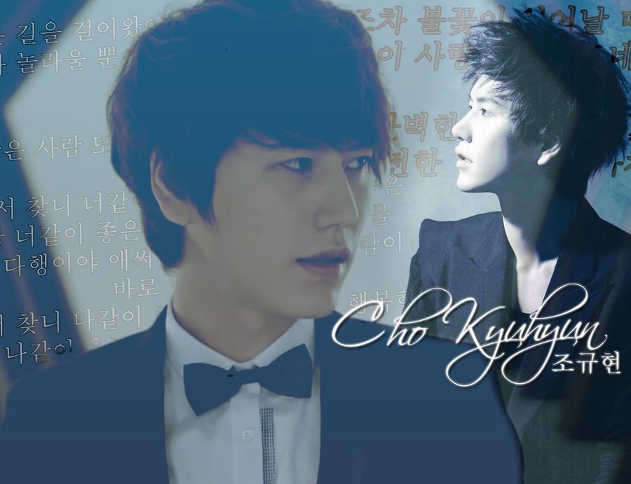 SuJu: Cho Kyuhyun by KirstyR