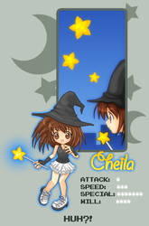 PixelID by Cheila