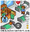 Hospital by Cheila