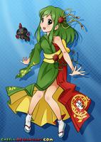 Mieko by Cheila