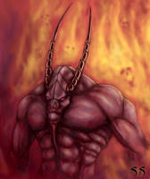 Demon by shanryan